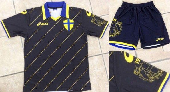 Hellas Verona terza maglia 2012-2013