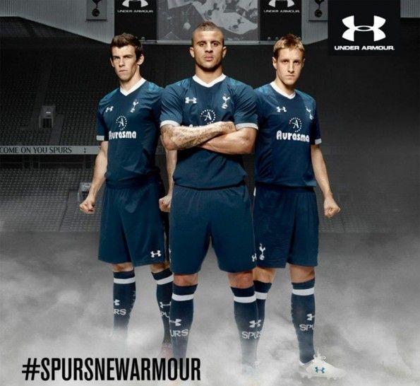 Tottenham away 2012-2013