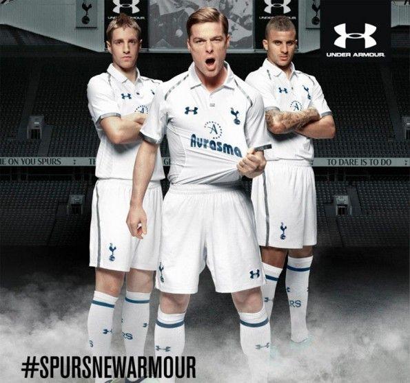 Tottenham home 2012-2013