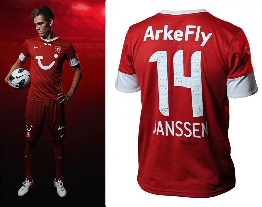 Twente Fc maglia home 2012-2013 Nike