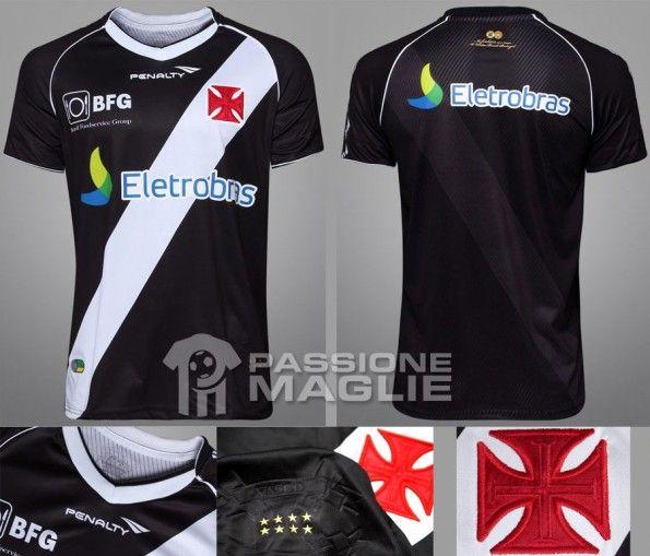 Vasco da Gama maglia home 2012-2013
