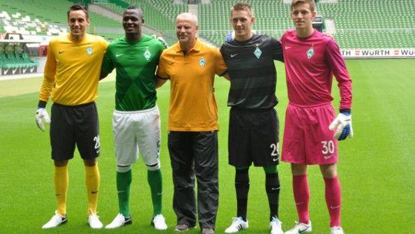 Maglie Werder Brema Nike 2012-2013