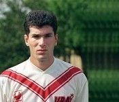 Zidane nel Bordeaux