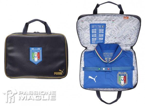 Borsa speciale casacca Italia Puma 1982