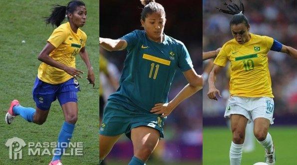 Kit Brasile donne Olimpiadi 2012