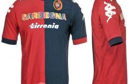Prima maglia Cagliari 2012-2013