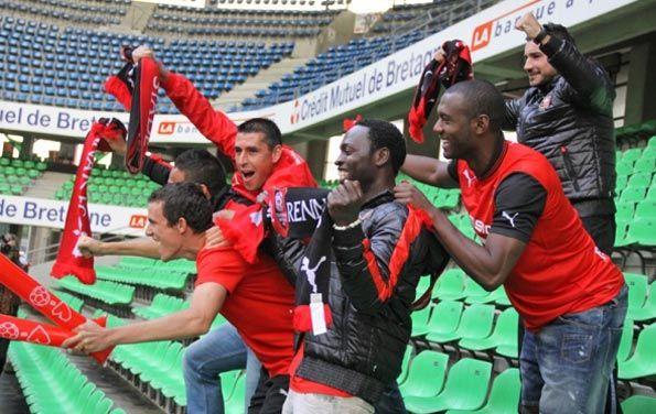 Giocatori Rennes kit 2012-13