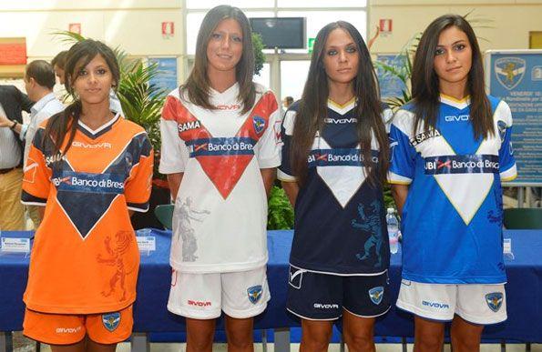 Maglie Brescia 2012-2013