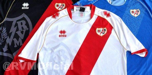 Maglie Rayo Vallecano 2012-2013