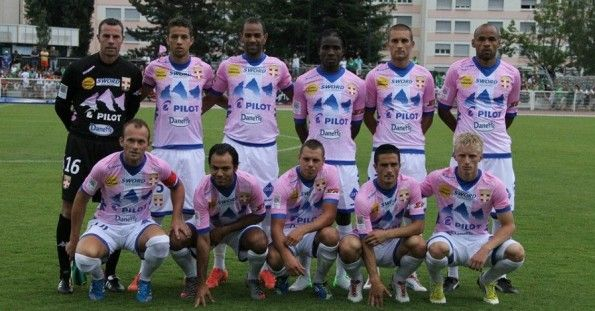 Una formazione 2012-2013 dell'Evian TG