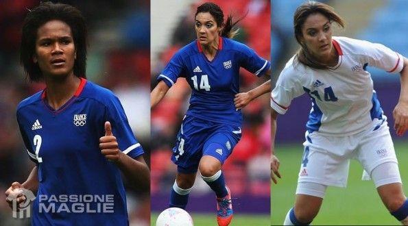Divise Francia donne Olimpiadi 2012