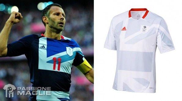 Divise Gran Bretagna Olimpiadi 2012