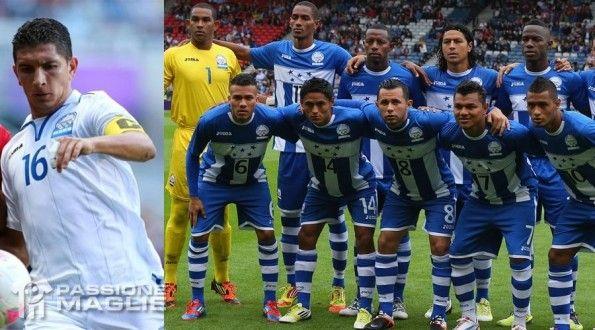 Honduras maglie Olimpiadi 2012