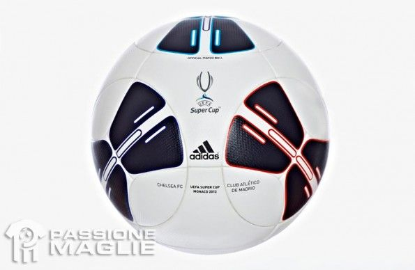 Pallone Supercoppa Europea 2012