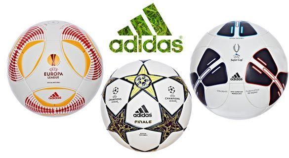 Palloni adidas competizioni UEFA 2012-2013