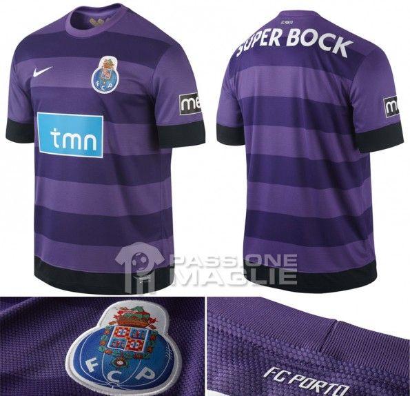 Porto seconda maglia 2012-2013