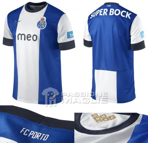 Porto maglia home 2012-2013