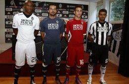 Presentazione divise Siena 2012-2013
