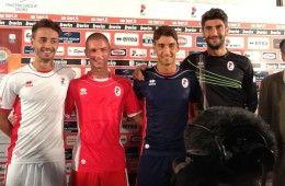 Presentazione divise Bari 2012-13