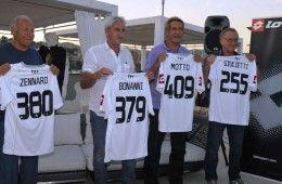 Presentazione divise Spezia 2012-2013