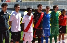 Divise 2012-2013 Rayo Vallecano