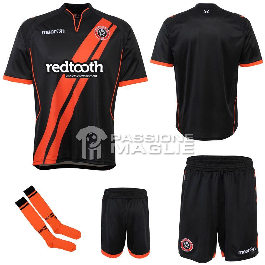 Sheffield United kit trasferta 2012-2013