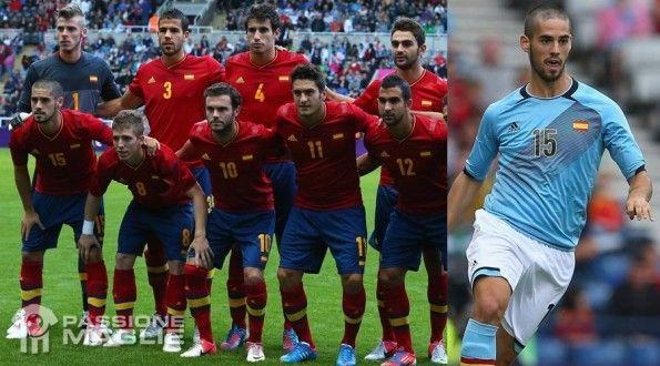 Maglie Spagna Olimpiadi 2012