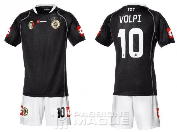 Spezia maglia away 2012-2013