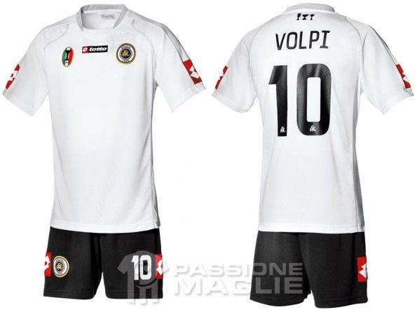 Spezia maglia home 2012-2013