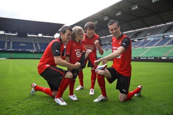 Tifosi Rennes maglia 2012-13