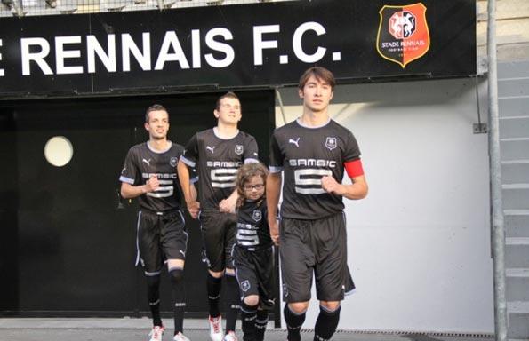 Rennes divisa third 2012-2013