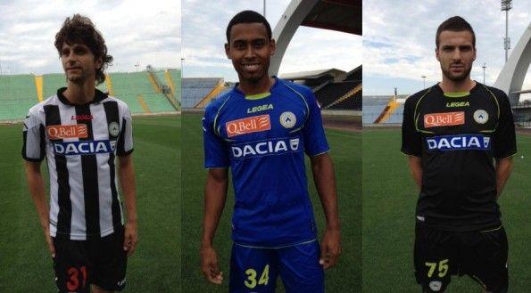 Kit Udinese 2012-2013