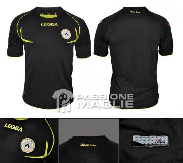 Udinese terza maglia 2012-2013