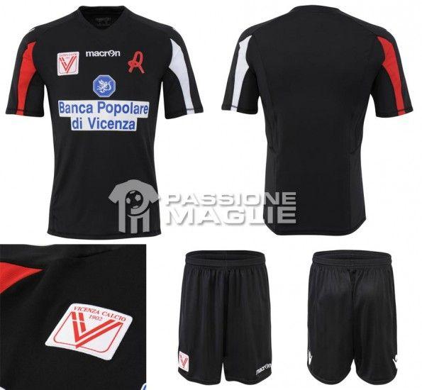Seconda maglia Vicenza 2012-2013