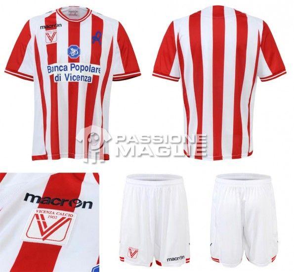 Vicenza prima maglia 2012-2013