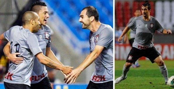 Corinthians-Fluminense 2012