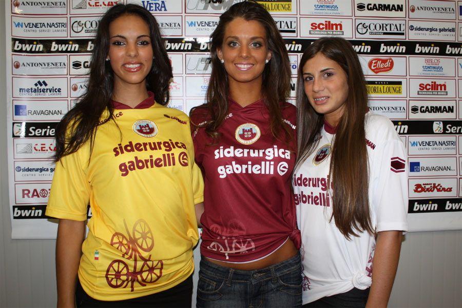 Presentazione divise Cittadella 2012-2013