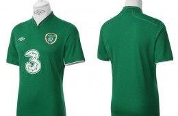 Irlanda maglia home 2012-2013