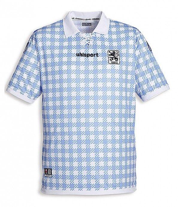 La maglia del Monaco 1860 dedicata all'Oktoberfest 2012