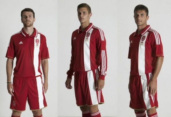 Monza maglia home Centenario 2012-2013