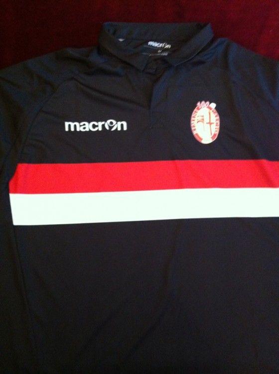 La maglia nera del Rimini nella stagione del Centenario 2012-2013