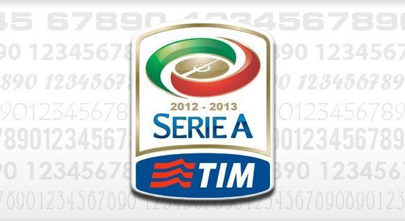 I numeri della Serie A 2012-2013