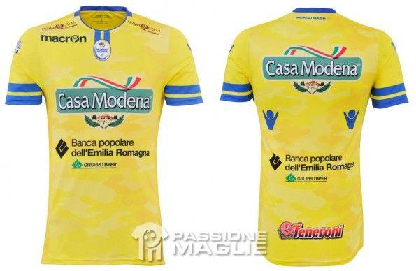 Pallavolo Modena maglia away 2012-13