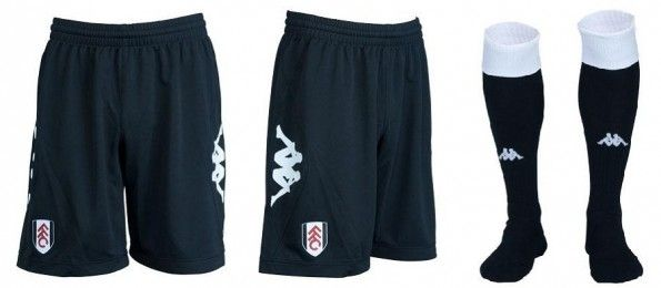Calzoncini e calzettoni terza divisa Fulham