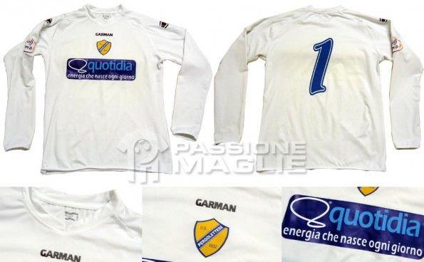 Seconda maglia Pergolettese 2012-2013