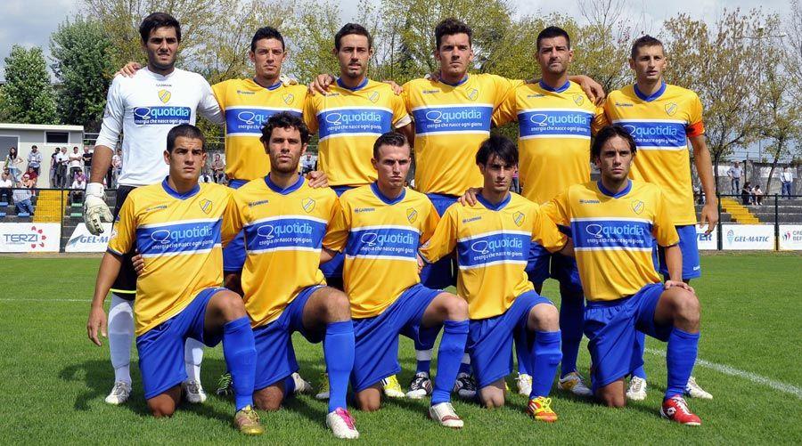 Formazione Pergolettese 2012