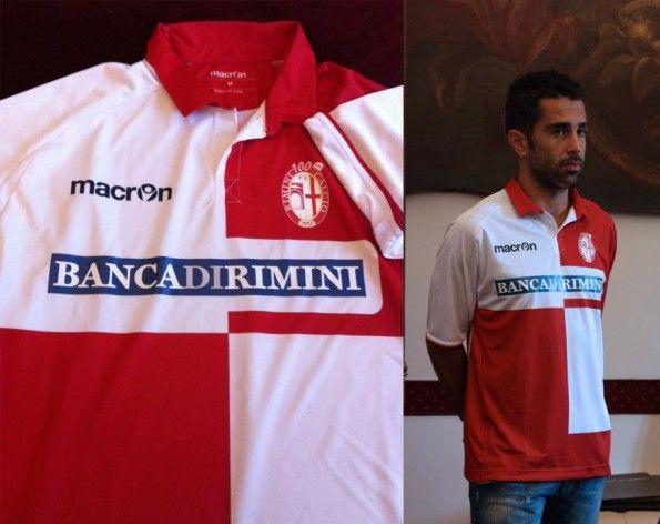 Rimini maglia home 2012-2013