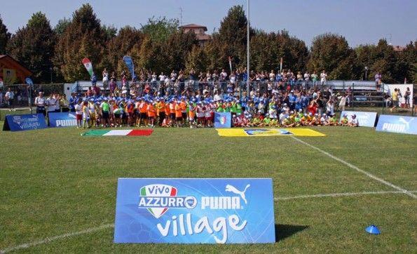 Bambini Vivo azzurro village Medolla