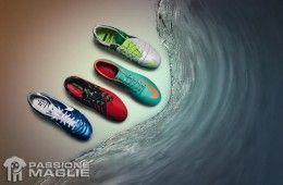 Scarpe Nike con tecnologia ACC