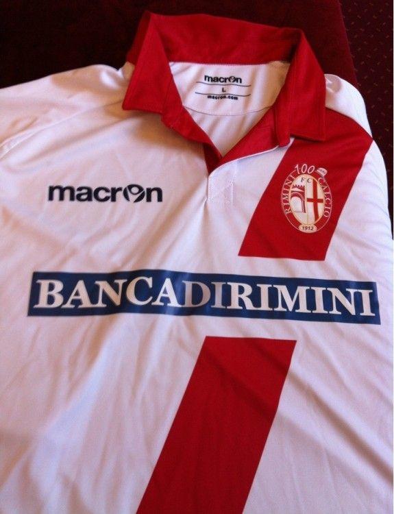 La terza maglia della stagione del Centenario del Rimini